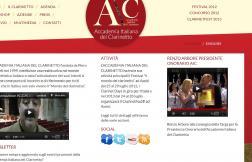 Accademia iitaliana clarinetto