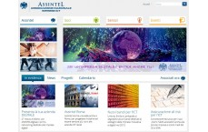 Homepage Assintel